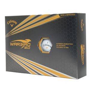 Callaway Warbird 2.0 Golf Ball (Factory Direct)
