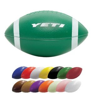 Mini Soft Durable Football w/End Stripes - 6""